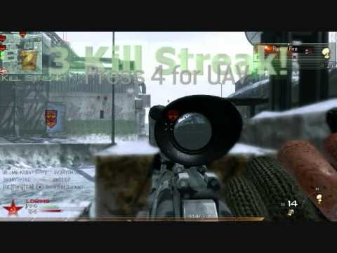 Black Ops Sniper Montage. Cod MW2 Online Sniper Montage,