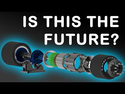 Raptor 2 | Electric Skateboard Technology | Direct Drive VS Belt Drive