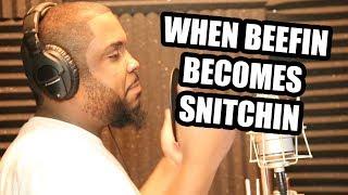 Download Lagu WHEN BEEFIN BECOMES SNITCHIN (Comedy Rap Skit) Gratis STAFABAND
