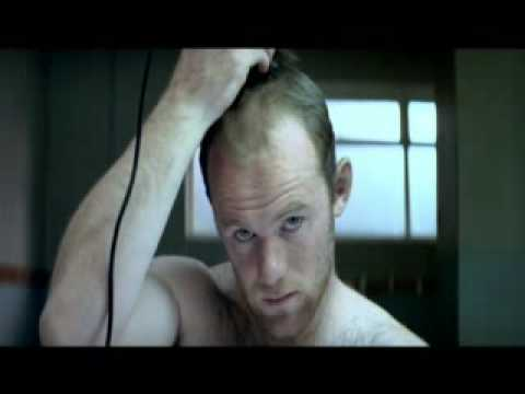 Wayne Rooney - Shaves Head