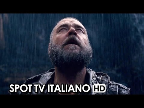 Noah Spot Tv Italiano 30'' 'Una grande inondazione' (2014) - Russell Crowe, Emma Watson Movie HD