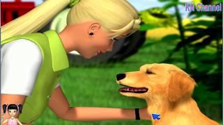 Thơ Nguyễn chơi game giải cứu những chú cún con tập 3