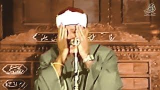 « كَلاَّ إِذَا بَلَغَتْ التَّرَاقِيَ » تلاوة تهتز لها القلوب بصوت الشيخ عبد الباسط عبد الصمد