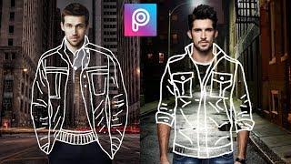 INVISIBLE CLOTH Design Tutorial | Picsart editing tutorial 2019 |Picsart photo editing