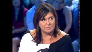 Michèle Bernier & Serge Riaboukine - On n'est pas couché 16 Septembre 2006 #ONPC