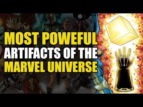 Marvel's 3 Most Powerful Artifacts