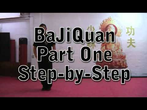 Shifu Heng Wei Tutorials - BaJiQuan Part One Image 1