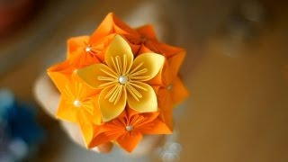 Ball origami  ♥ Gizhik