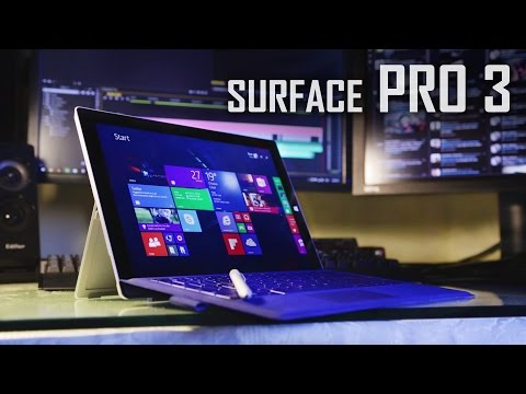 Microsoft Surface Pro 3 Review | The Perfect Student Machine?