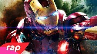 Rap do Homem de Ferro - I AM IRON MAN | NERD HITS