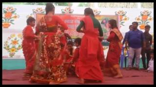Suapur Nannar High School performance 2017 Mather sobuj theke surjer lal by Mou from Mrk