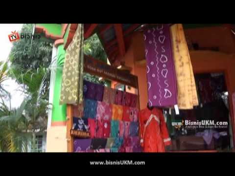 Kreasi Unik Batik Jumputan Yogyakarta