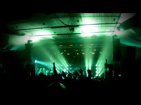 In Flames - the quiet place (Live at teaterladan in Huskvarna, Sweden 2012)