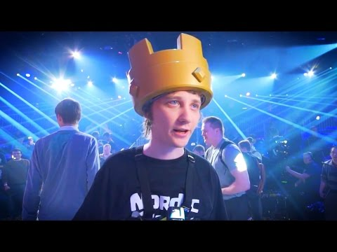 HE WON 10,000€ !! (Helsinki Clash Royale Tournament Trip Recap)