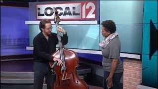 Ella Fitzgerald tribute from the Cincinnati Contemporary Jazz  Orchestra