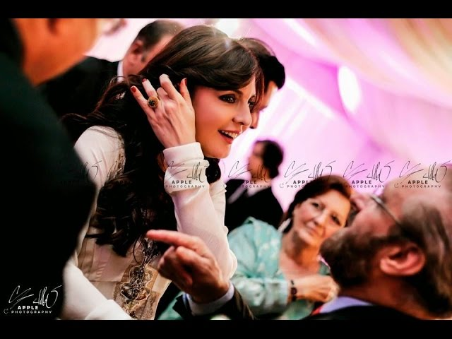 Mahnoor Baloch's Daughter Laila Hameed Wedding Pictures