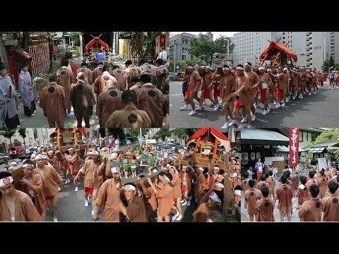 那古野神社天王祭 2014年7月15・16日