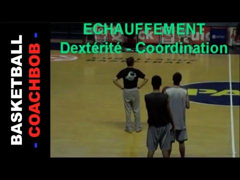 ► Echauffement Dextérité - Coordination / Alexis Ajinça & Thomas Heurtel