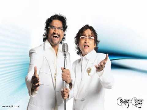 Sajvun Saaj Jashi... (Ajay Atul) Song without any actual instrument...