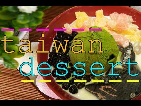 Mencicipi Lezatnya Taiwan Dessert...Yummiiii