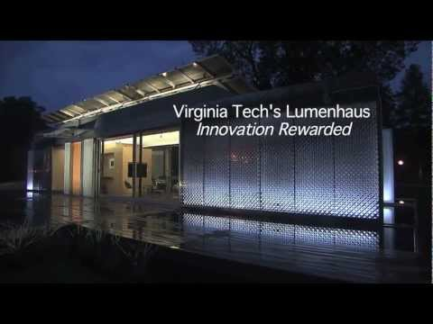 Virginia Tech: Lumenhaus - Innovation Rewarded