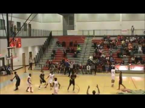 Jordan Roberts PG #5 C/O 2014 South Paulding High School