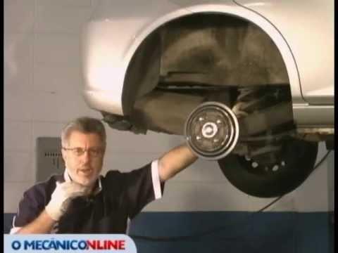Manutenção da suspensão do Honda Fit