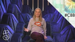 India's cringing in the diary room   Day 10   Celebrity Big Brother 2018