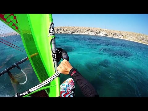 AIRJIBE - HELMET - SLOWMO - SIGRI/GREECE - 2016