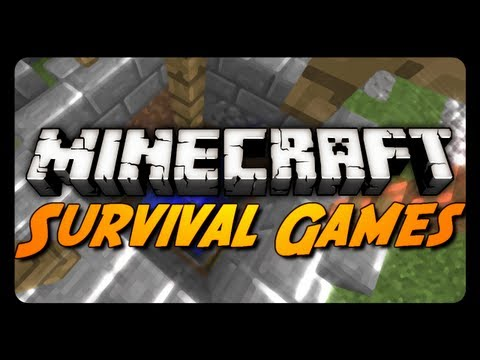 Survival Games - Legend of the Water Well! - w/ AntVenom & xRpMx13!