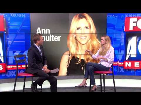 Ann Coulter on illegal immigration