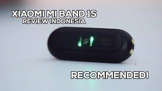 Review Xiaomi Mi Band 1S (Mi Band Pulse) Indonesia