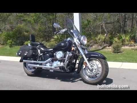 Used 2007 Yamaha V-Star Classic XVS65A Motorcycles for sale - Crystal River, FL