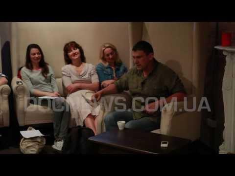 Военная журналистика: мастер-класс Андрея Цаплиенко