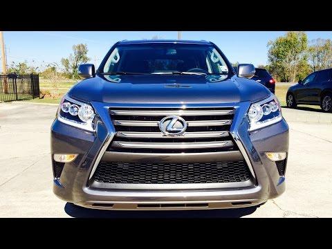 2015 Lexus GX 460 Full Review / Exhaust / Start Up