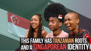 This Family Has Tanzanian Roots, and a Singaporean Identity