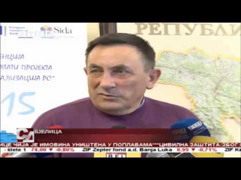 """Успјешни резултати пројекта """"Водовод и канализација"""" (28.01.2015.)"""