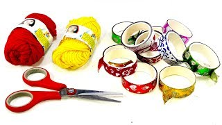 Best craft idea   Best out of waste   DIY arts and crafts   DIY decorating idea