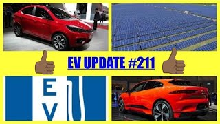ev update #211-tigor ev and tiage ev launch date/biggest solar power plant/bmw ev and plug in hybrid