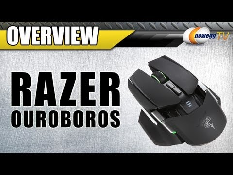 Razer Ouroboros Ambidextrous PC Gaming Mouse Overview - Newegg TV