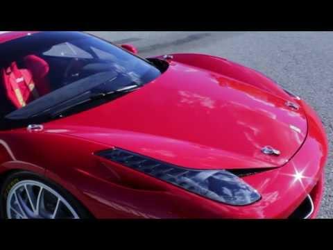 Ferrari 458 Challenge - full detail - paint correction - new car preparation