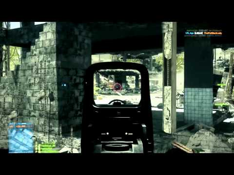 Battlefield 3 Team Deathmatch 400 Tickets - By Tak3down_Br