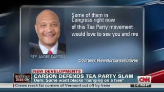 Rep. Carson&#039;s remarks spark fiery debate