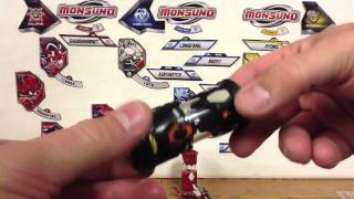Wave 3 Monsuno Toy Opening - #38 Elemental Airchopper S.T.O.R.M.  #36 Stingapede Eklispe