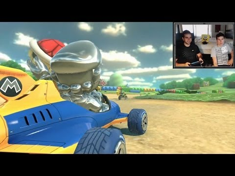 MARIO KART 8: WILLYREX VS VEGETTA - EL KARMA EN MI CONTRA Music Videos