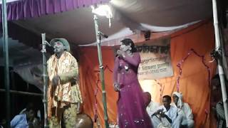 राजन कला पार्टी जोकर ने ऐसा किया कि आप देखते रह जाएंगे (विश्वनाथ नौटंकी) खुटहन जौनपुर