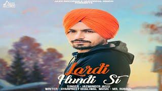 Lardi Hundi si | (Full Song) | Jaswinder Jassi | New Punjabi Songs 2018 | Latest Punjabi Songs 2018