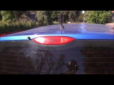 Nissan Note 1.6  как снять задний стоп    сигнал