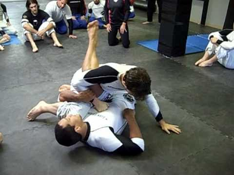 The Flower Sweep with Vinny Magalhaes (Guard Series from Submissions 101) Image 1
