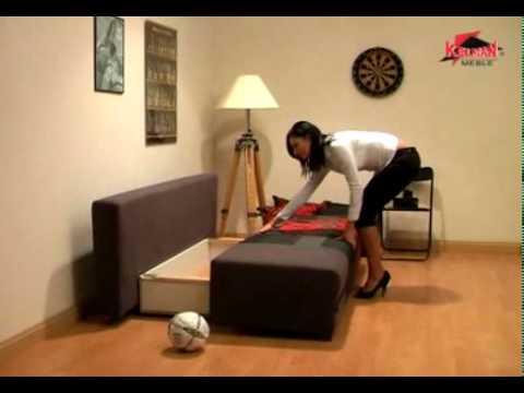 Сделать диван своими руками раскладной